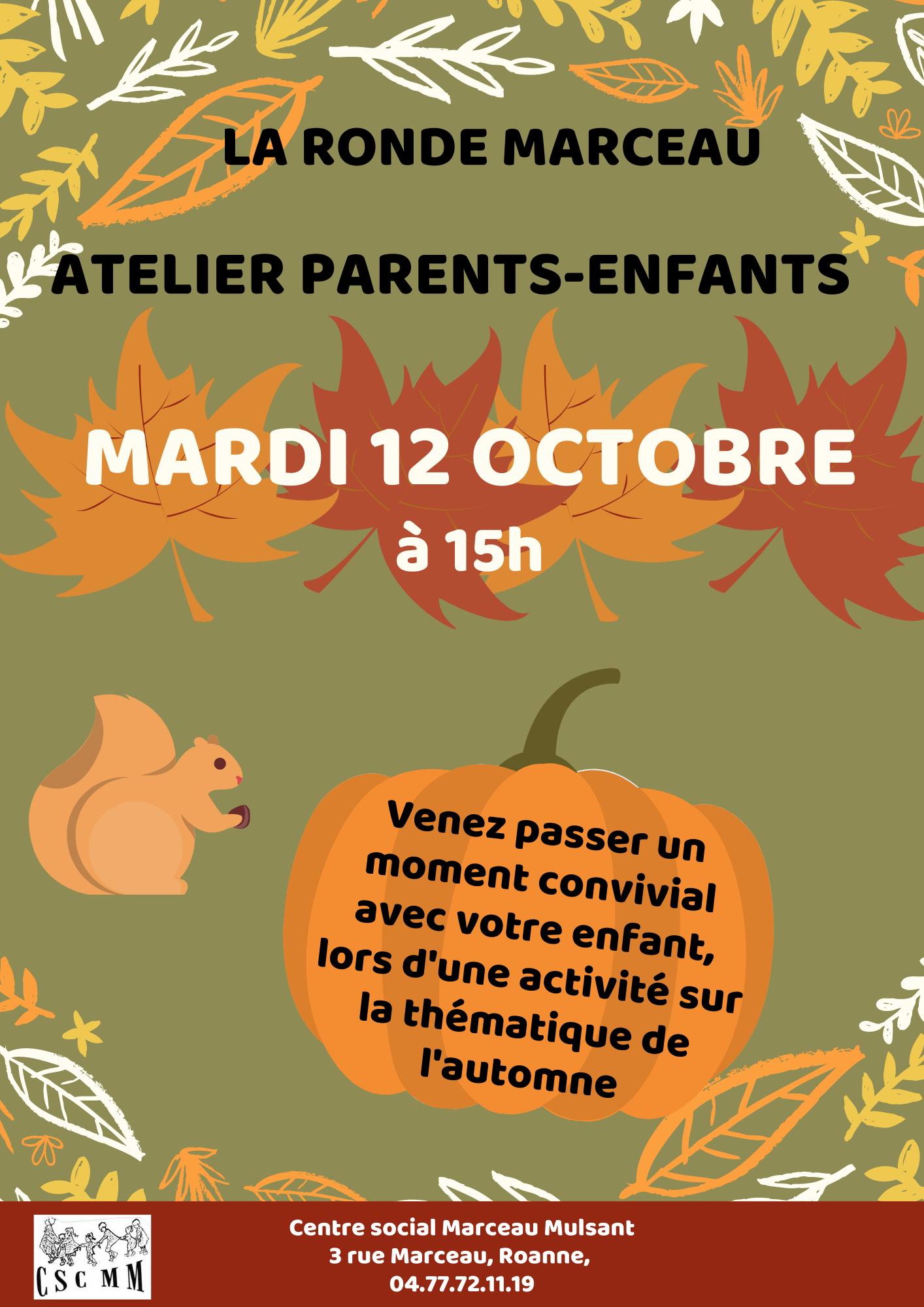 ATELIER PARENTS-ENFANTS 12-10